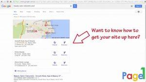 Google My Business Local SEO Listings
